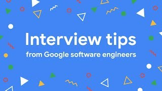 Download Interview tips from Google Software Engineers Video