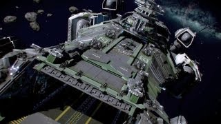 Download Star Citizen | ″Squadron 42″ Cinematic Debut (Wing Commander 2014) [EN] | FULL HD Video