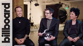 Download Pete Wentz, Rivers Cuomo & Billie Joe Armstrong: How They Met & The Evolution of Music | Billboard Video