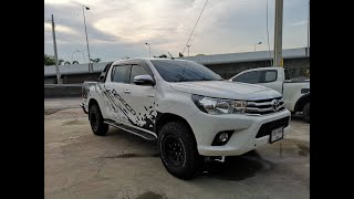 Download สติ๊กเกอร์โคลน Toyota Rivo Video