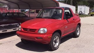 Download 1996 Suzuki X-90 4x4 | Full Tour, Start Up, & Test Drive Video