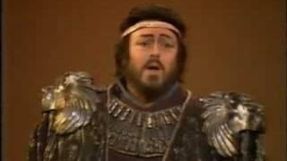 Download Luciano Pavarotti: Celeste Aida Video