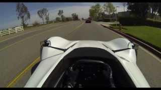 Download BAC mono test drive - full video Video