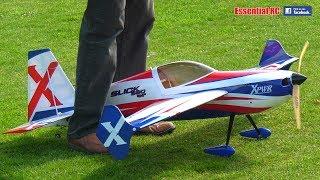 Download EXTREME FLIGHT SLICK 580 EXP 3D aerobatic RC airplane Video