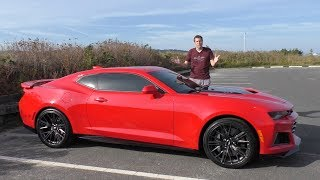 Download The 2017 Chevy Camaro ZL1 Is an Amazing Bargain For $65,000 Video