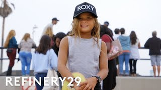 Download I Am A 9 Year Old Female Pro Skateboarder | Anomaly | Refinery29 Video