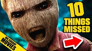 Download GUARDIANS OF THE GALAXY Vol. 2 Trailer - Easter Eggs & Things Missed Video