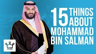 Download 15 Things You Didn't Know About Mohammad Bin Salman Al Said Video