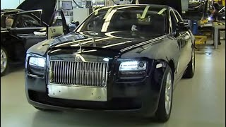Download Copy of Rolls-Royce Production - Awesome Video