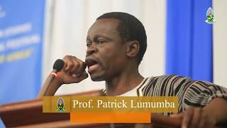 Download Magufulification of Africa by Prof. PLO Lumumba. Part one Video