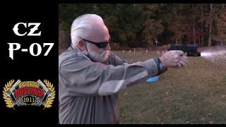 Download Shooting the CZ P-07 Video