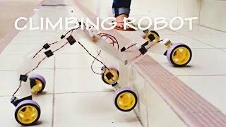 Download Stair Climbing Robot   Capstone MJIIT 2016   Final   Video