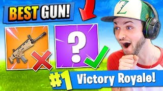 Download The *REAL* BEST GUN in Fortnite: Battle Royale! Video