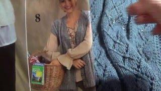 Download Жилетка для женщин из журнала ″Золушка″. Video