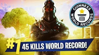 Download 45 KILLS WORLD RECORD - TEEQZY VS SQUAD ( FORTNITE BATTLE ROYALE GAMEPLAY SOLO VS. SQUAD ) Video