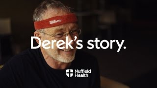 Download Derek's Story | Nuffield Health Video
