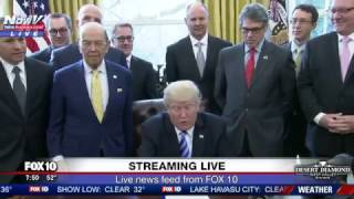 Download WATCH: President Trump Issues Presidential Permit For Keystone XL Pipeline Video