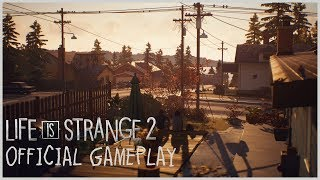 Download Life is Strange 2 - Official Gameplay - Seattle [PEGI] Video