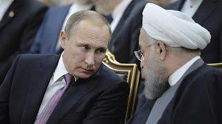 Download Russland, Iran, Türkei: Neue Machtverhältnisse im Nahen Osten? Video
