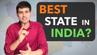 Download Which is the Best State in India? | Dhruv Rathee Analysis on Economy, Environment, Development Video