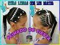 Download PEINADO INFANTIL PARA FIESTA / PEINADOS PASO A PASO / PARTY HAIRSTYLE FOR PARTY Video