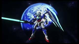 Download 00 Qan[T] Mobile Suit Demonstration - Gundam Breaker 3 (English) Video