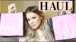 Download Victoria's Secret Semi Annual Sale Haul 2017 Video