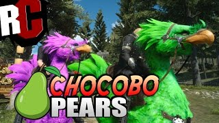 Download Final Fantasy XV - All Chocobo PEAR Locations (Exotic Colors for Chocobos) Video