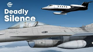 Download A Doomed Aircraft Is Left to Fly Until it Runs Out of Fuel   Fatal Silence   4K Video