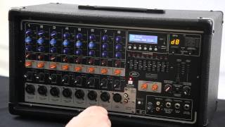 Download Peavey Pvi Series Powered Live Sound Mixer w/ Bluetooth   AudioSavings Video
