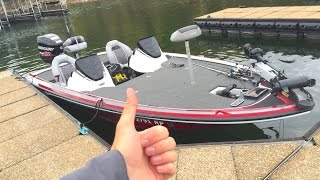 Download New Bass Boat? Video