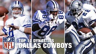 Download NFL Top 10 Dynasties: '90s Dallas Cowboys Video