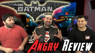 Download Lego Batman Angry Movie Review Video