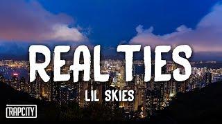 Download Lil Skies - Real Ties (Lyrics) Video