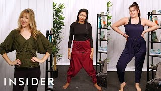 Download Travel Pants Convert Into 10 Different Outfits Video