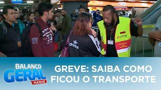 Download Greve: saiba como está o transporte público nesta sexta-feira (14) Video