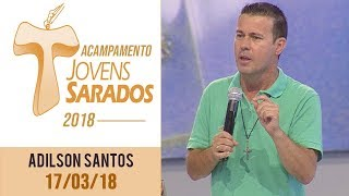 Download Corações Sarados - Adilson Santos (17/03/18) Video