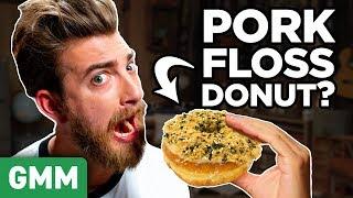 Download International Dunkin Donuts Taste Test Video