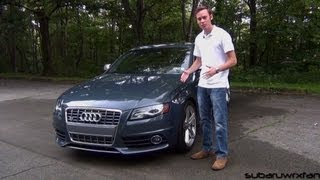 Download Review: 2010 Audi S4 w/ 6 Speed Manual Video
