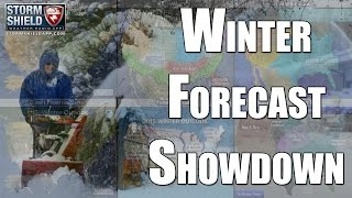 Download Winter forecast battle 2015: Who's right? Video