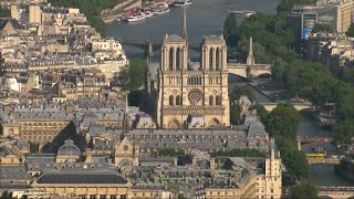 Download Standing the test of time: Notre-Dame Cathedral in Paris Video