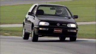 Download Retro Review: 1995 Volkswagen GTI VR6 Video