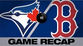 Download Stroman shuts down the Red Sox in 6-1 win   Blue Jays-Red Sox Game Highlights 6/23/19 Video