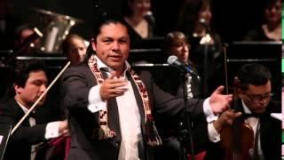 Download Tenor Pehuenche, en el mes del ″WETRIPANTU″ Teatro Municipal de Santiago 1 de junio 2014 Video