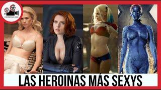 Download LAS HEROINAS MÁS SEXYS Video