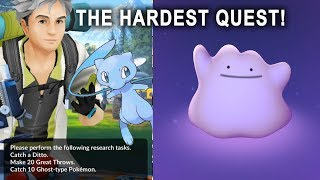 Download 3/8 to 5/8 Mythical Mew Most Difficult Quest! Stuck at Ditto! Video