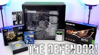 Download The Defendor - $500 Gaming PC Build (November 2016) Video