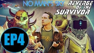 Download No Man's Sky ★ SURVIVAL EP4 ★ DYING & CAVE SPELUNKING!! Video