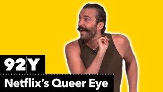 Download Queer Eye's Antoni Porowski made Jonathan Van Ness go full Winona Ryder Video