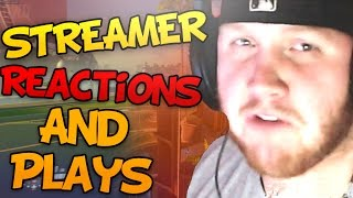 Download Streamers REACTIONS And Plays! - Overwatch WTF Funny Moments! Oasis Car Glitch Dreamhack Highligts! Video